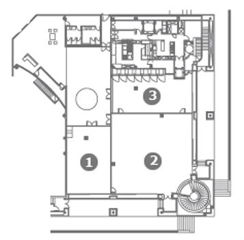Plano Sala Port Vell
